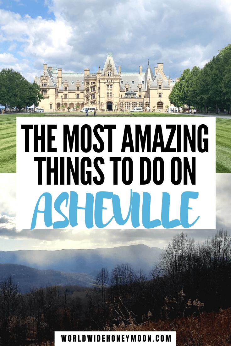 3 Days in Asheville NC | Asheville North Carolina | Asheville NC Things to do | Asheville NC restaurants | Asheville NC Bachelorette Party #asheville #usatravel #ashevillenc #northcarolina