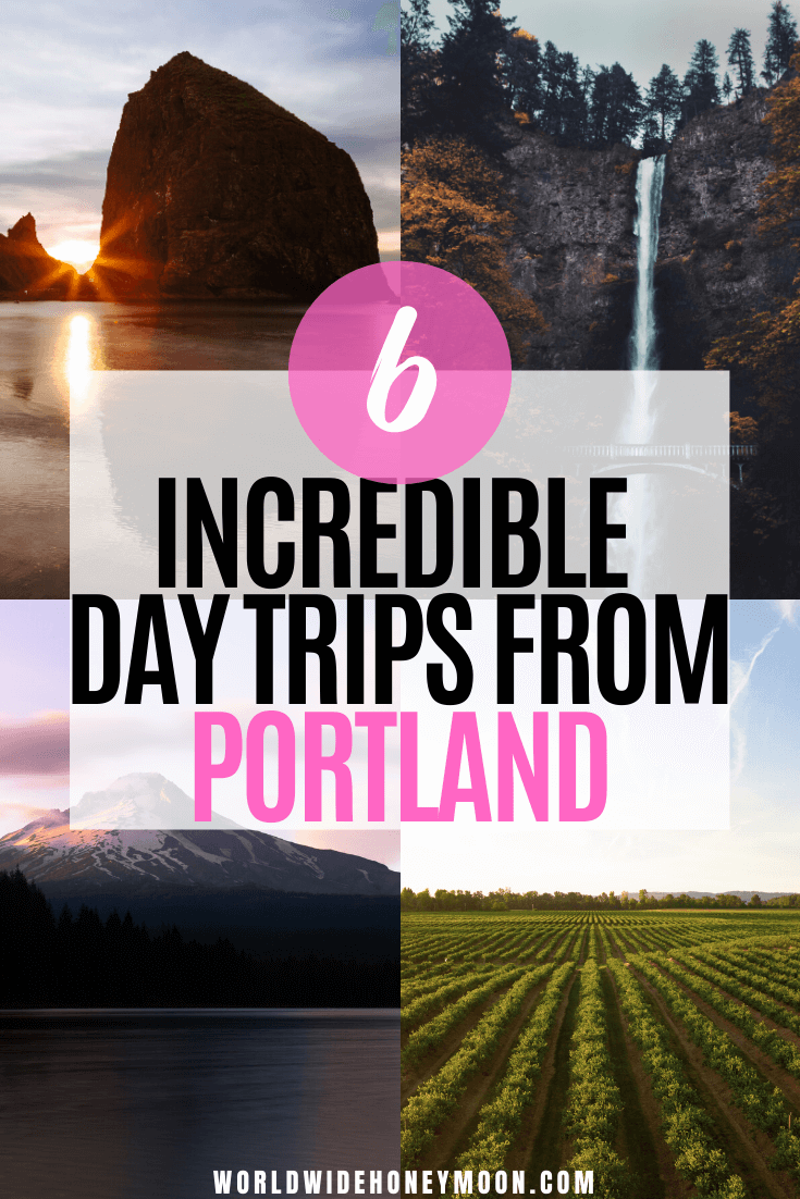 The best Portland day trips you'll love | Best Day Trips From Portland Oregon | Portland Day Trips Tours | Portland Oregon Day Trips | Willamette Valley Oregon | 