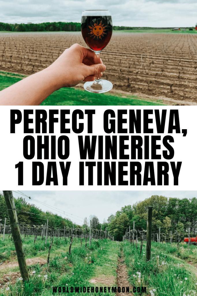 Geneva Ohio Wineries