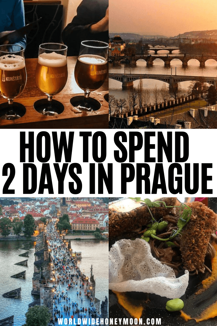 The Most Amazing 2 Days in Prague Itinerary | How to Spend 2 Days in Prague | Weekend in Prague | 2 Days in Prague Czech Republic | Things to do in Prague in 2 Days | Prague in 2 Days | Prague Itinerary 2 Days | Prague for 2 Days | Prague Czech Republic Photography | Prague Travel Tips | Prague Winter | Prague Summer | Prague Travel Guide | How to Spend the Weekend in Prague #prague #pragueczechrepublic #visitprague #couplestravel