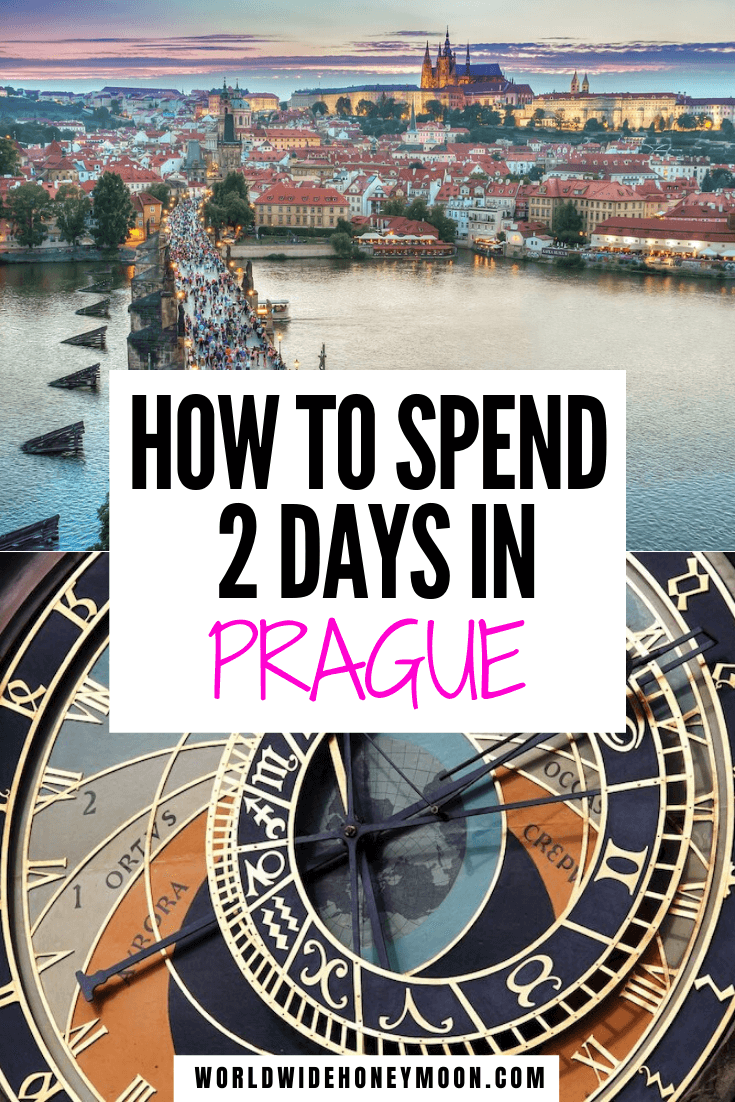 The Most Amazing 2 Days in Prague Itinerary | How to Spend 2 Days in Prague | 2 Days in Prague Czech Republic | Things to do in Prague in 2 Days | Prague in 2 Days | Prague Itinerary 2 Days | Prague for 2 Days | Prague Czech Republic Photography | Prague Travel Tips | Prague Winter | Prague Summer | Prague Travel Guide | How to Spend the Weekend in Prague  #prague #pragueczechrepublic #visitprague #couplestravel