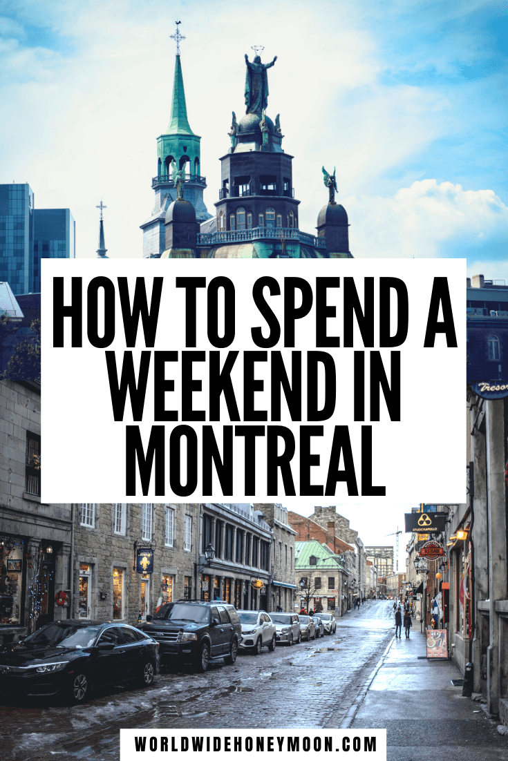 How to spend the perfect 3 days in Montreal | 3 Days in Montreal Canada | Montreal Canada 3 Days | Montreal Canada Itinerary | Montreal Travel | Weekend in Montreal | Weekend in Montreal Things to do in | Things to do in Montreal | Montreal Girls Weekend | Montreal Weekend Trip | Bachelorette Party in Montreal | Montreal Travel Guide | Montreal Weekend Getaway | Montreal Travel Tips #montreal #canada #quebec #montrealcanada