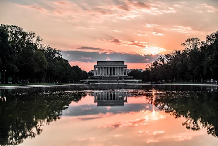 Lincoln Memorial- Perfect 3 Days in Washington Dc Itinerary