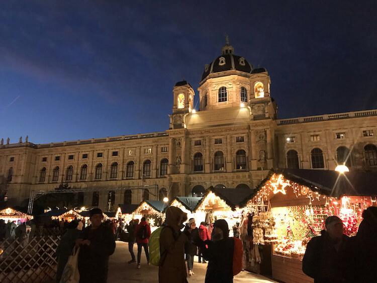 Maria Theresa Christmas Market