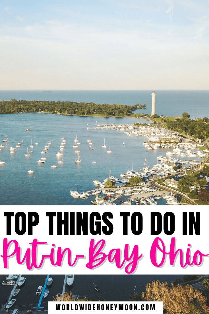 Things to do in Put in Bay
