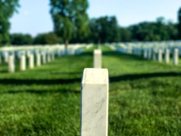 Tombs at Arlington National Cemetary