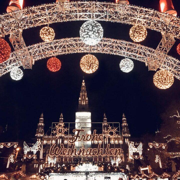 Vienna in December - Best Christmas Markets in Vienna