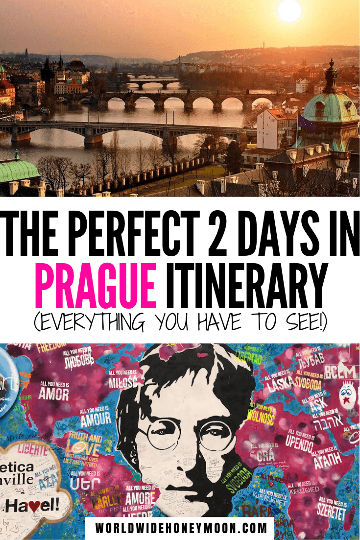 The Most Amazing 2 Days in Prague Itinerary | How to Spend 2 Days in Prague | Weekend in Prague | 2 Days in Prague Czech Republic | Things to do in Prague in 2 Days | Prague in 2 Days | Prague Itinerary 2 Days | Prague for 2 Days | Prague Czech Republic Photography | Prague Travel Tips | Prague Winter | Prague Summer | Prague Travel Guide | How to Spend the Weekend in Prague  #prague #pragueczechrepublic #visitprague #couplestravel #2daysinprague