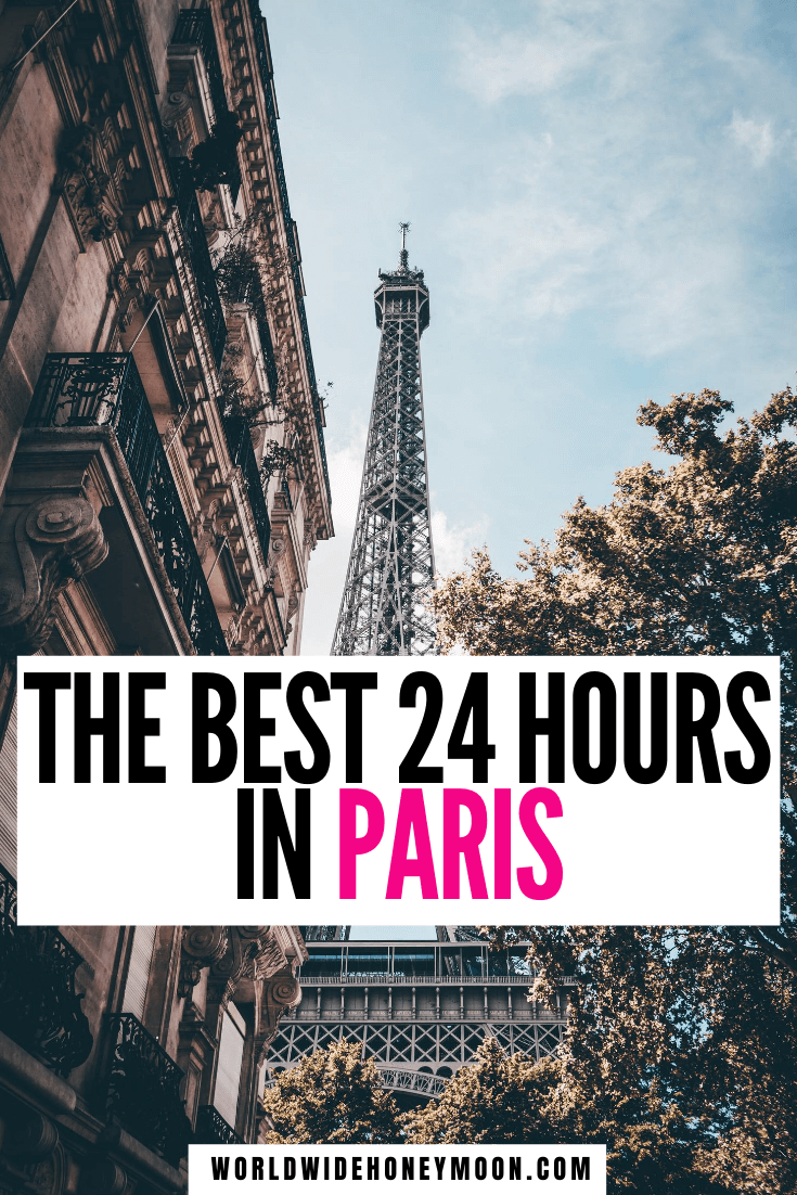 Find the best way to spend 1 Day in Paris | 1 Day in Paris France | 1 Day in Paris Tips | 1 Day in Paris Travel | Paris 1 Day | Paris 1 Day Itinerary | Paris Itinerary | Paris Itinerary Map | Paris Travel Ideas | Paris Honeymoon Ideas | 24 Hours in Paris | 24 Hours in Paris France | Paris in a Day | 24 Hours in Paris One Day #parisfrance #paristravel #parishoneymoon #francetravel #couplestravel