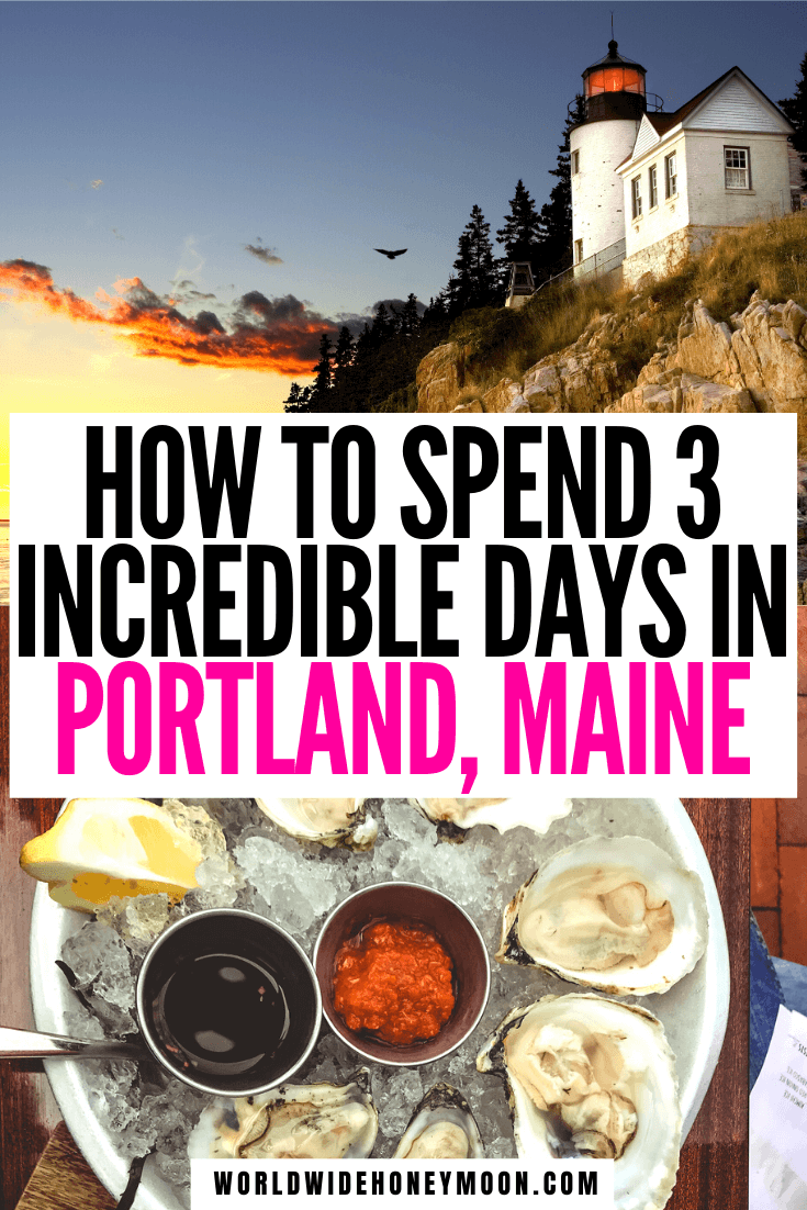 The best things to do in Portland Maine | 3 Days in Portland Maine | Portland Maine Travel Guide | Portland Maine Travel Tips | Portland Maine Restaurants | Portland Maine Itinerary | Portland Maine Photography | Portland Maine Packing List#portlandmaine#mainetravel#portlandtravel#usatravel#couplestravel
