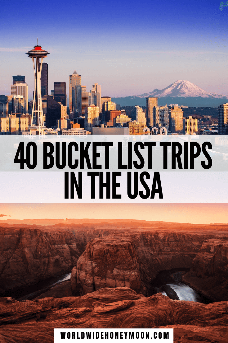 These are the ultimate unique experiences in the USA | Best Experiences in the USA | USA Experience | USA Bucket List Places to Visit | USA Bucket List Things to do | USA Bucket List Destinations | USA Travel Destinations | USA Travel Guide | Travel Guides USA | Vacation Places in USA Travel Guide | USA Destinations | US Destinations | North America Destinations