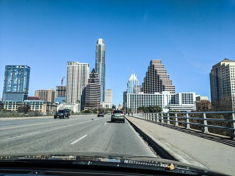 Austin Texas Top USA Travel Destinations