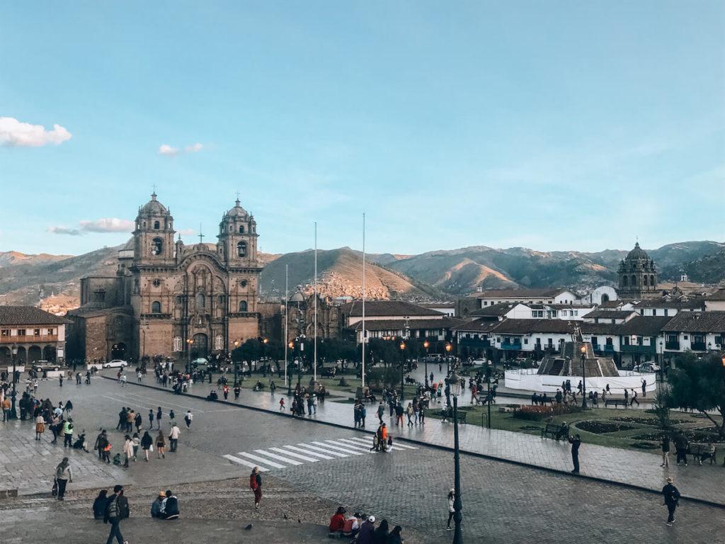 Best Things to do in Cusco - Plaza De Armas
