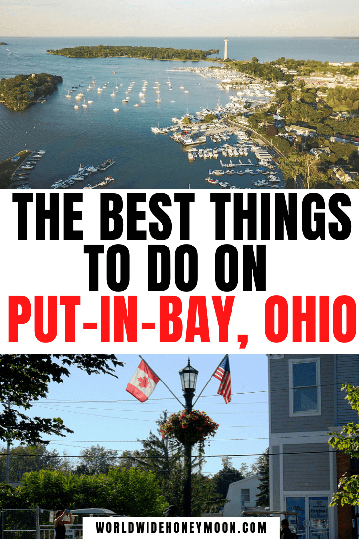 Best Things to do on Put-in-Bay