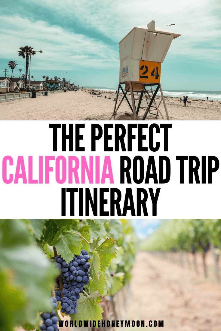 This is how to plan a perfect California Honeymoon | California Honeymoon Ideas | California Honeymoon Destinations | | California Road Trip | California Road Trip Itinerary | California Road Trip Ideas | 10 Days in California | California Itinerary 10 Days | California Road Trip 10 Days | California Travel 10 Days | 10 Days in California Packing#californiatravel#californiausa#couplestravel#calitravel