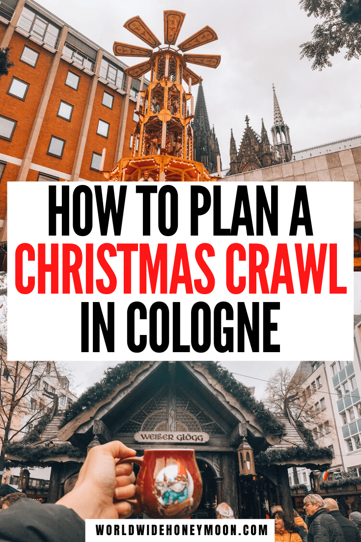This is the ultimate guide to Cologne Christmas markets | Cologne Cathedral | Koln Christmas Market | Cologne Germany | Cologne Germany Photography | Cologne Christmas Market Germany | Cologne Christmas Market Food | Cologne Germany Christmas | German Christmas Market #colognegermany #colognechristmasmarket #germanchristmasmarkets #christmasmarkets #colonge