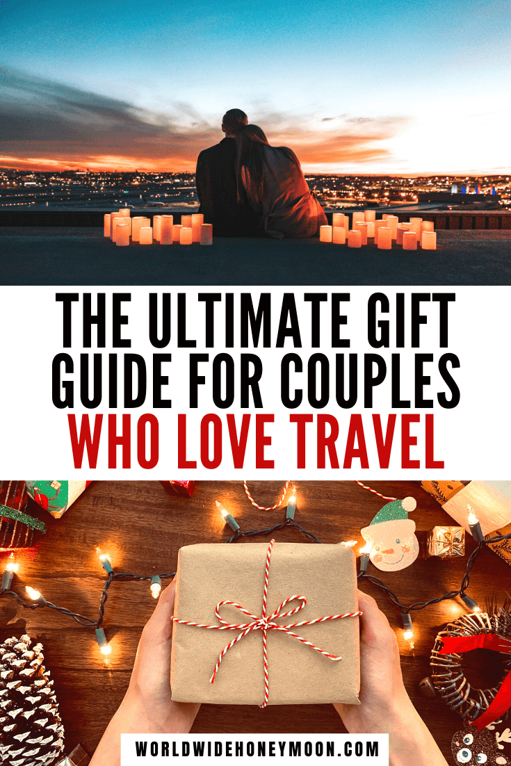 The Ultimate Gift Guide for Couples That Love Travel | Travel Gifts For Couples | Gifts for Couples Who Travel | Gifts for Couples Who Like to Travel | Gifts for Travel Couple | Couples Travel Gifts | Gift Ideas for Her | Gift Ideas for Him | Gifts for Travelers | Gifts for Travel Lovers | Gifts for Traveling | Travel Gift Ideas | Christmas Gifts For Couples | Holiday Gifts For Couples | Couples Holiday Gifts | Holiday Couple Gifts | Holiday Gifts For a Couple | Christmas Gifts For Couples Unique