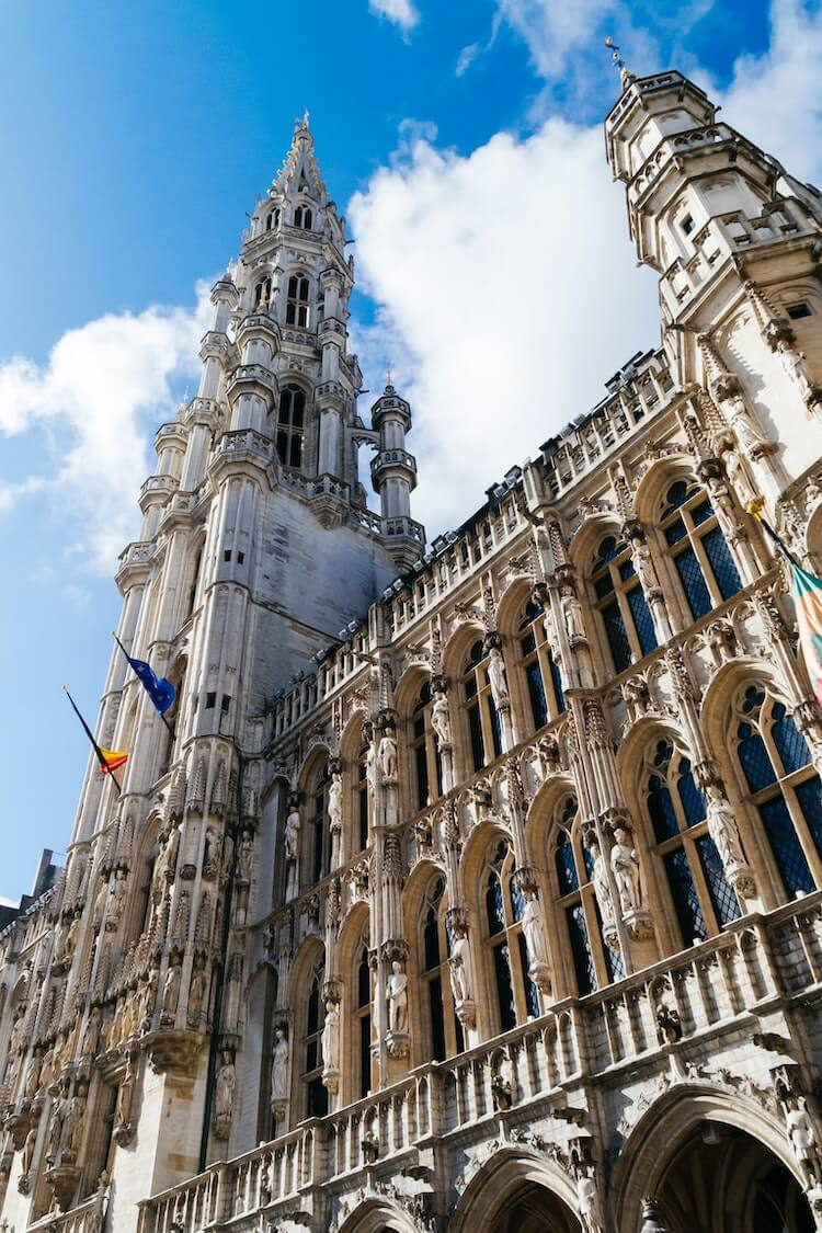 Grand Place, Brussels, Belgium- One Day in Brussels