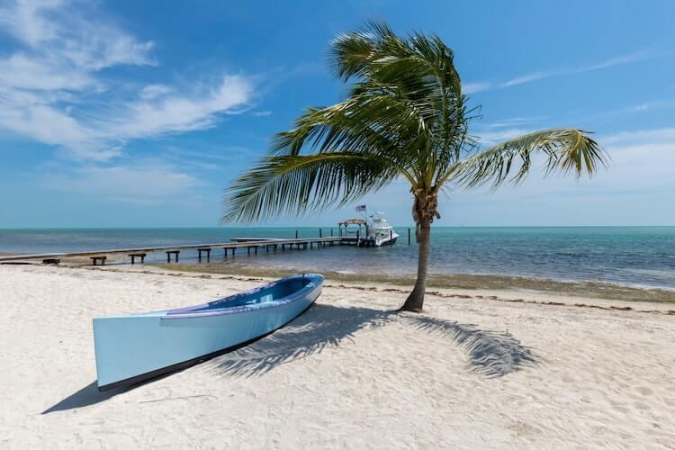 Islamorada in the Florida Keys