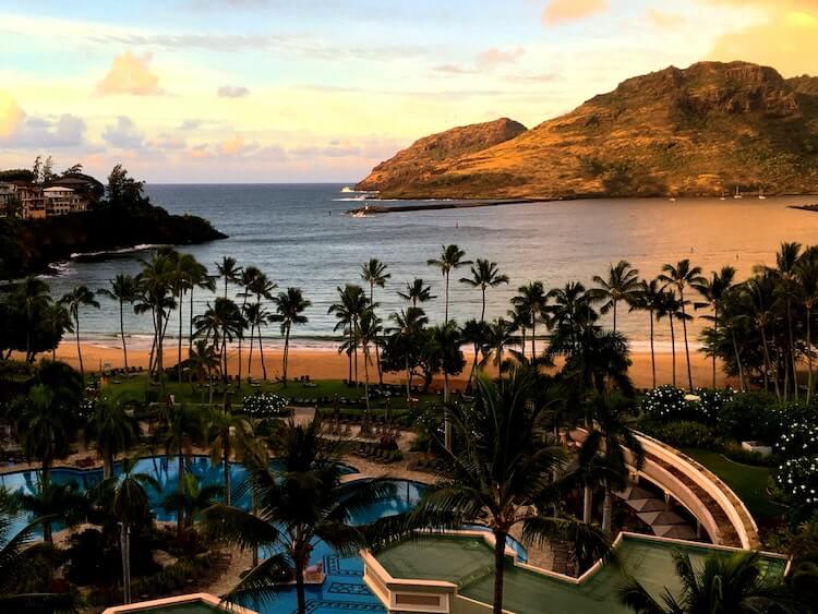 Maui, Hawai'i at sunset- USA Bucket List Travel