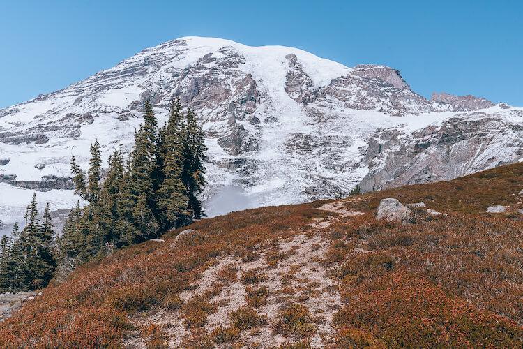 Mount Rainier National Park - USA Bucket List Travel