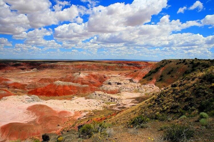 Painted Desert - USA Bucket List Travel