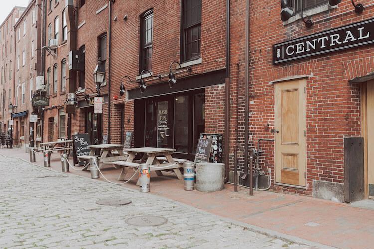 Portland, Maine- USA Travel Bucket List Destination