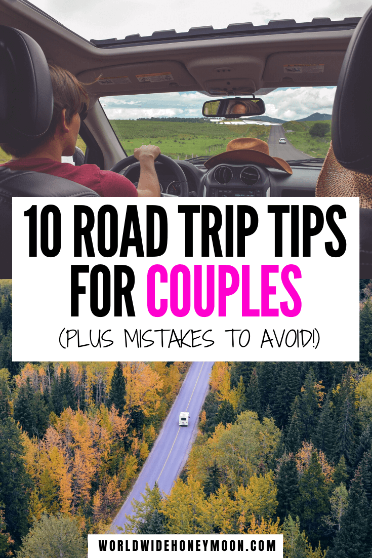 This is the ultimate couples road trip survival guide | Road Trip USA | Road Trip Games | Road Trip Essentials | Road Trip tips | Couples Road Trip Tips | Road Trip for Couples | Couples Road Trip Games | Couples Road Trip Questions | Couples Road Trip Ideas | Fun Things for Couples to do on a Road Trip | Road Trip Questions for Couples | Things to do on a Road Trip #couplesroadtrip #roadtriptips #couplestravel #roadtripusa