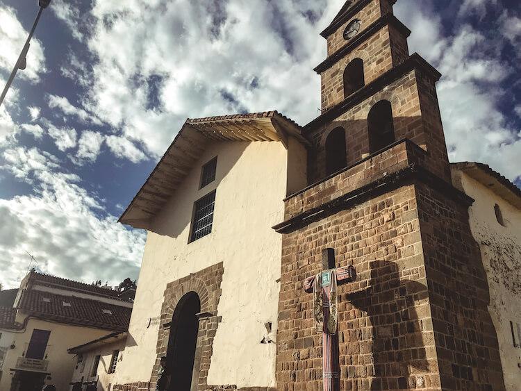 Templo de San Blas church