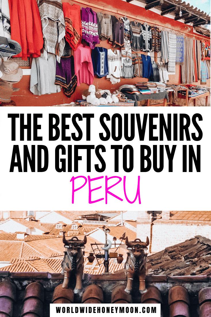 These are the most unique Peru souvenirs | Peru souvenirs shopping | Peru souvenirs handmade | Peru souvenirs llama | best souvenirs from Peru | Peruvian souvenirs | Peru alpaca products | Peru gifts | gifts from Peru | Peru travel guide | Cusco souvenirs | Lima souvenirs | Machu Picchu souvenirs | Peruvian souvenirs shopping | Peruvian souvenirs handmade #peru #perutravel #perusouvenirs #peruviansouvenirs