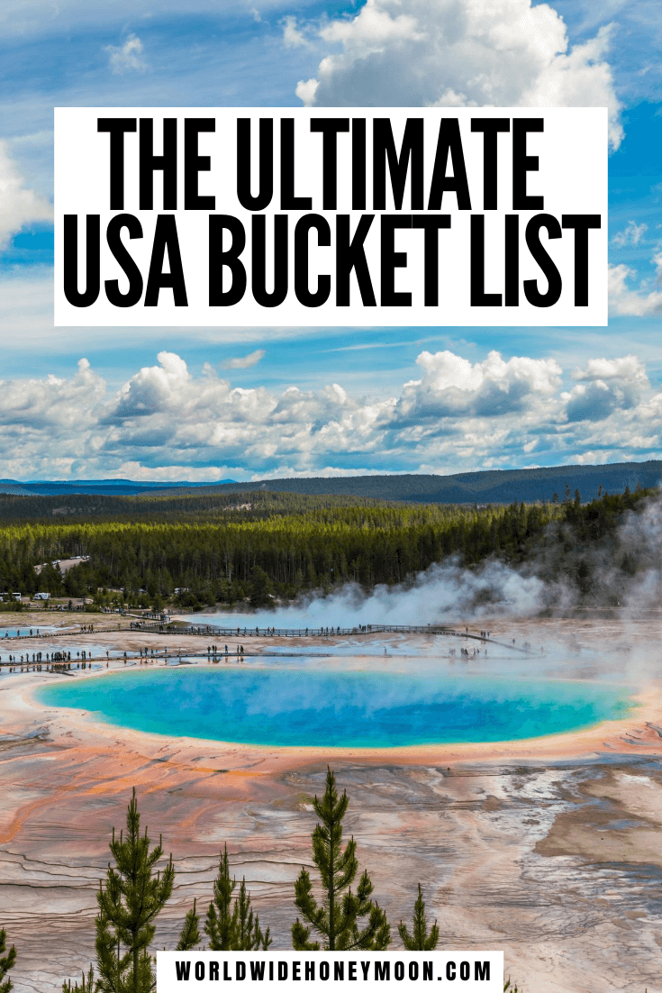 These are hands down the top USA Bucket List Places to Visit | USA Bucket List Destinations | USA Bucket List Challenge | USA Travel Destinations | USA Travel Bucket List | USA Travel Destinations Places to Visit | Top USA Destinations | USA Bucket List Things to do | USA Trip | Travel to America | US Travel | America Bucket List Destinations | America Bucketlist Ideas | America Travel Bucket List #usabucketlist #usatravel #visitamerica #americabucketlist