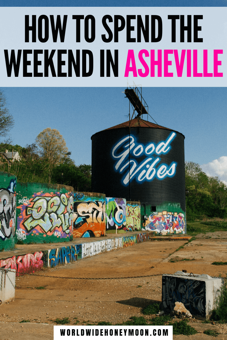 This is the best way to spend 3 Days in Asheville NC | Asheville North Carolina | Asheville NC Things to do | Asheville NC restaurants | Asheville NC Bachelorette Party | Asheville Itinerary #asheville #usatravel #ashevillenc #northcarolina
