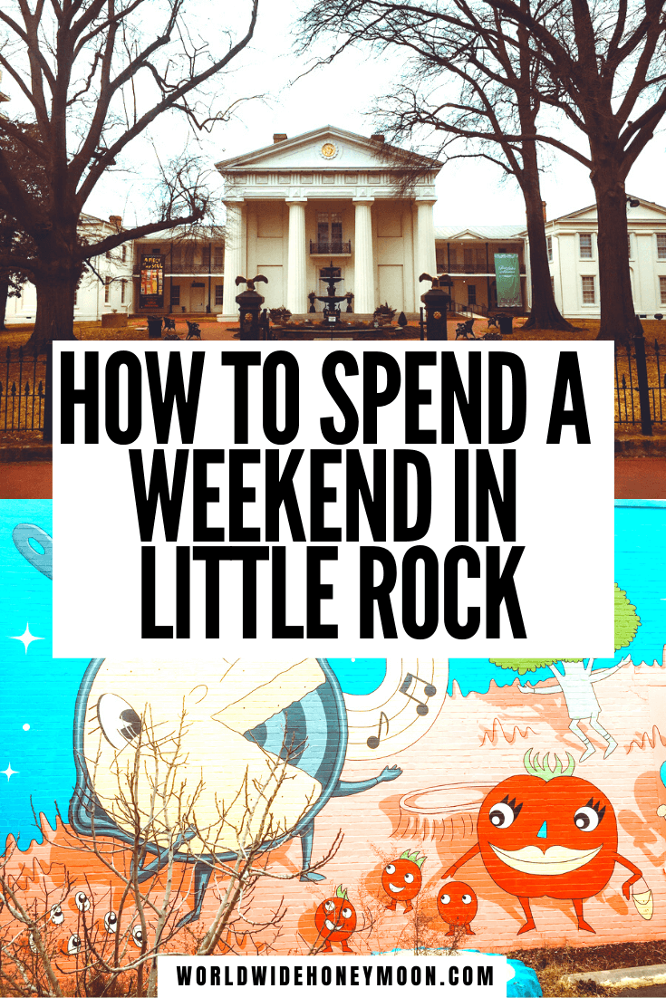 This is the ultimate 2 days in Little Rock Arkansas | Things to do in Little Rock | Little Rock Arkansas Restaurants | Little Rock Arkansas Photography | 2 Days in Little Rock | Arkansas Travel | Little Rock Travel | Weekend in Little Rock #littlerock #littlerockarkansas #arkansas #littlerockcity #usatravel