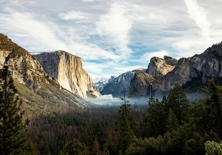 Yosemite pic- Top USA Travel Destinations