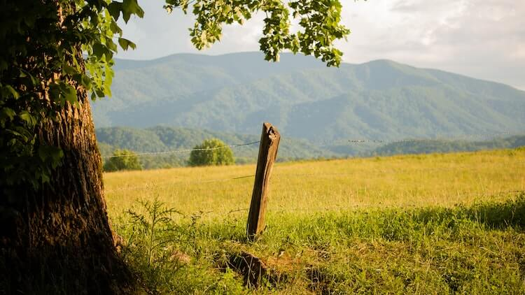 Cades Cove Smoky Mountains