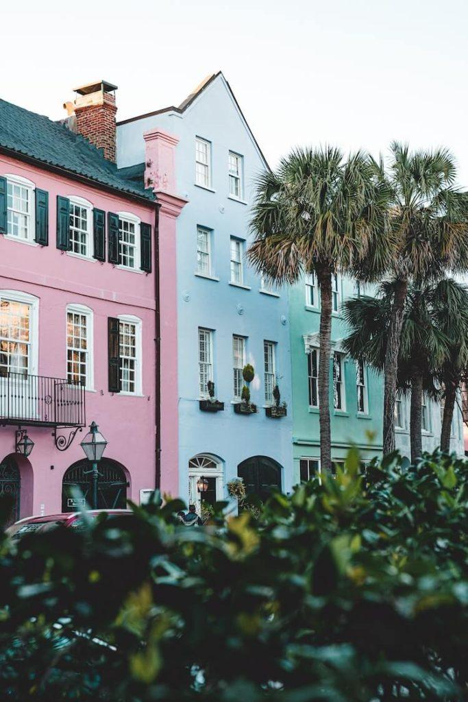 Charleston, SC European Cities in America
