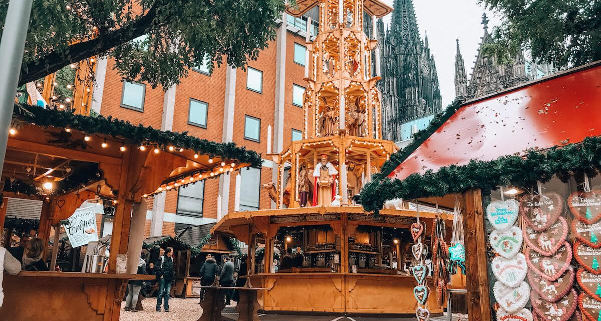 The Best Cologne Christmas Market Crawl You Can Do in 1 Day!