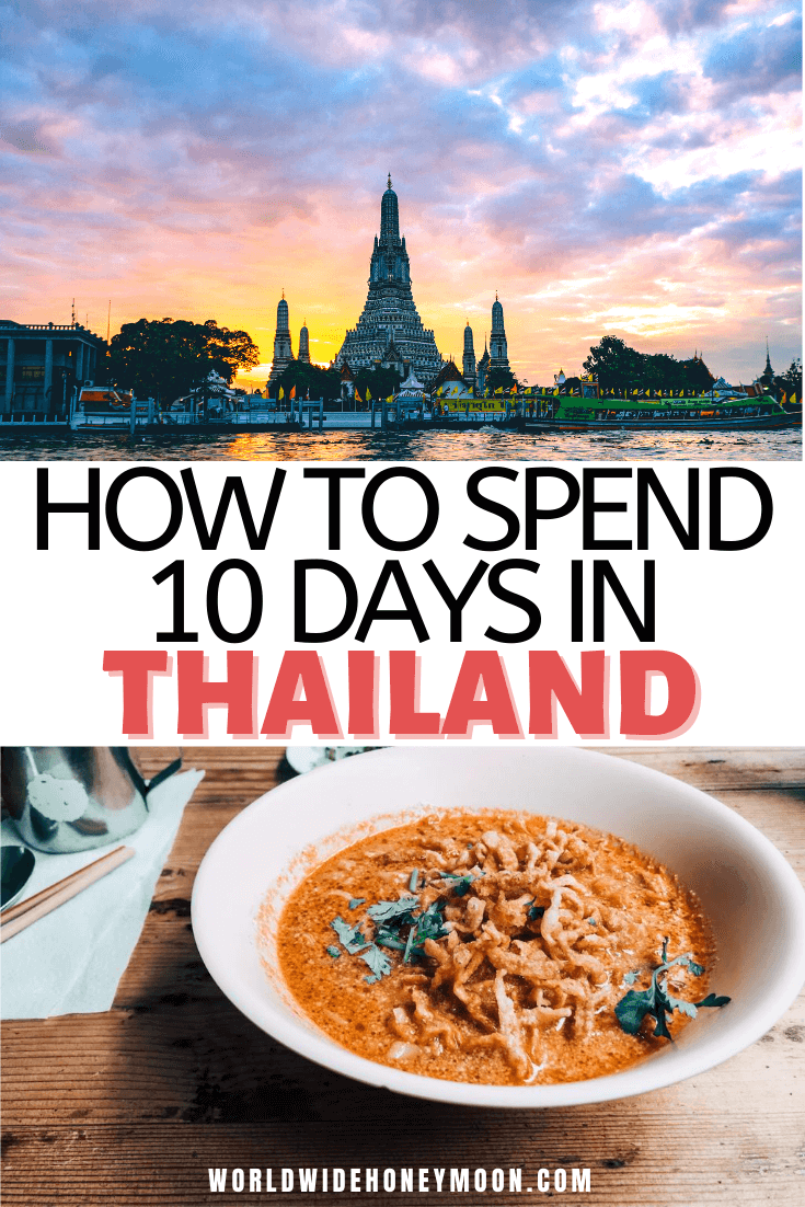 This is the best 10 Day Thailand Itinerary | Thailand in 10 Days | Thailand Trip | Thailand 10 Day Itinerary | Things to do in Thailand | Places to Visit in Thailand | Best Thailand Islands | Best Beaches in Thailand | 10 Days in Thailand Itinerary | 10 Days in Thailand Packing List | Thailand Travel Tips | Thailand Travel Destinations | Thailand Honeymoon Itinerary | Asia Destinations