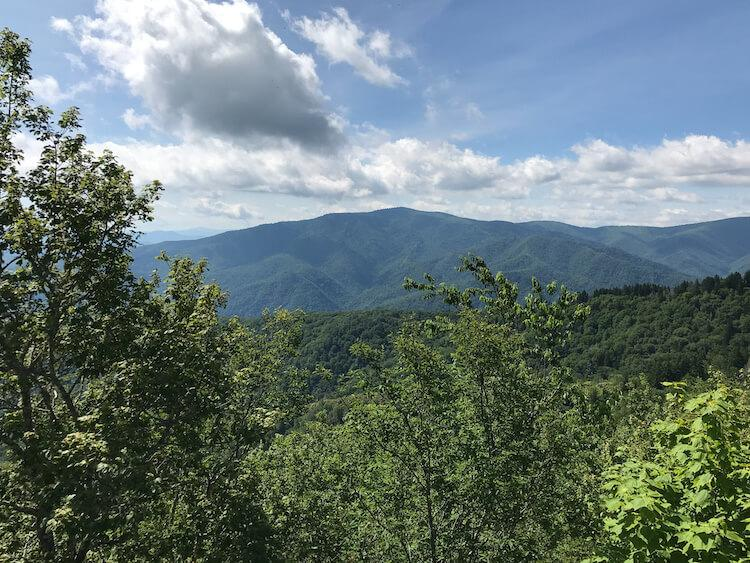 Mountain Views in the Smokies