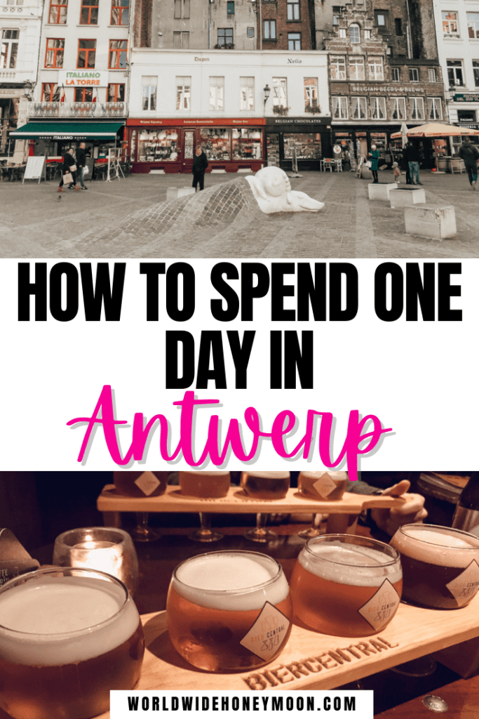 One Day in Antwerp