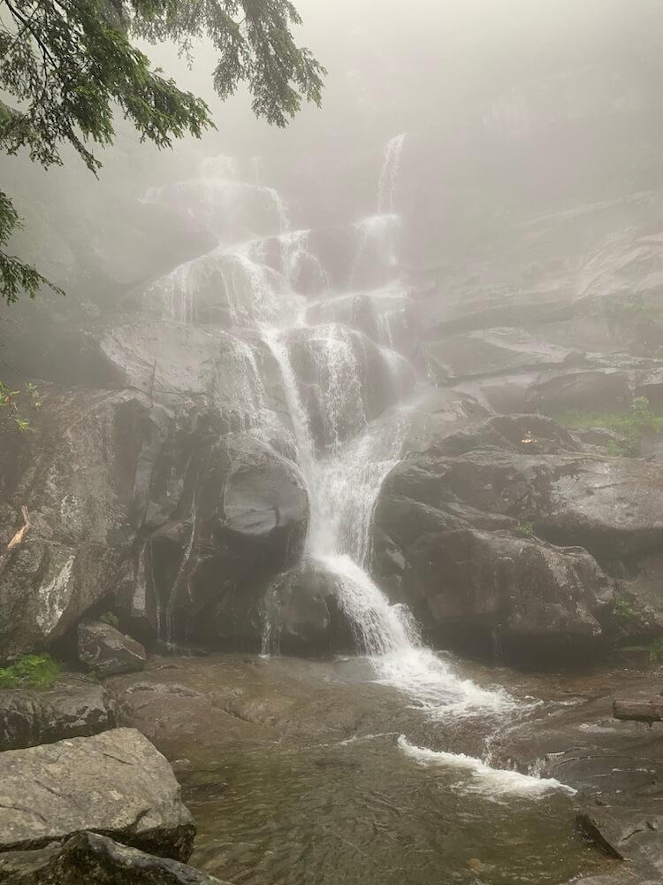 Ramsey Cascades - Best Waterfalls in the Smoky Mountains