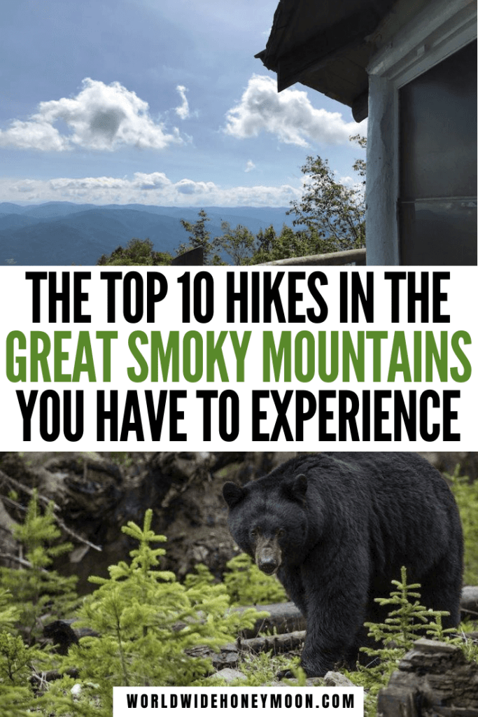These are hands down the best hikes in the Smoky Mountains | Best Smoky Mountain Hikes | Best Hikes in Smoky Mountains National Park | Best Hikes Smoky Mountains | Best Hikes in Great Smoky Mountains | Best Hikes in the Smokies | Best Hikes in Tennessee Great Smoky Mountains | Great Smoky Mountains National Park | Great Smoky Mountains Tennessee | Great Smoky Mountains Hikes | Great Smoky Mountains Trails #besthikesinthesmokymountains #greatsmokymountainsnationalpark #tenneseehiking #smokies