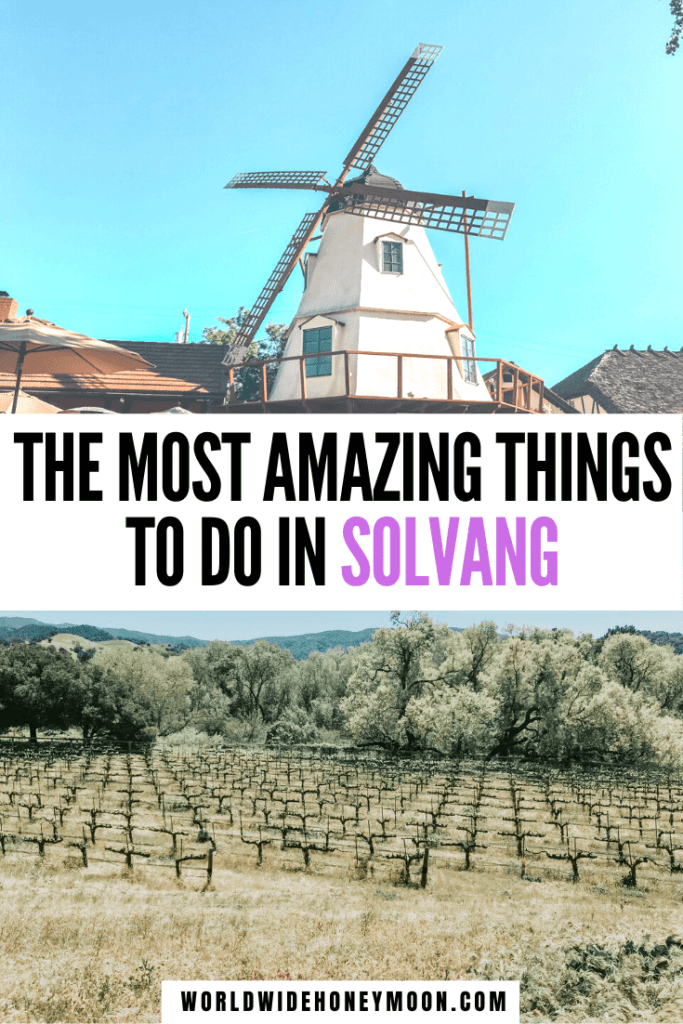 These are hands down the best things to do in Solvang California | Things to do in Solvang CA | Things to do Near Solvang | Solvang California Things to do in | Solvang California Pictures | Solvang California Restaurants | Best Wineries in Solvang | Solvang California Wineries | Hiking Near Solvang | Solvang Bakeries | Santa Ynez Valley | Santa Ynez Wineries | Things to do in Santa Ynez Valley #thingstodoinsolvang #solvangcalifornia #thingstodoincalifornia #santaynezvalley #solvangwineries