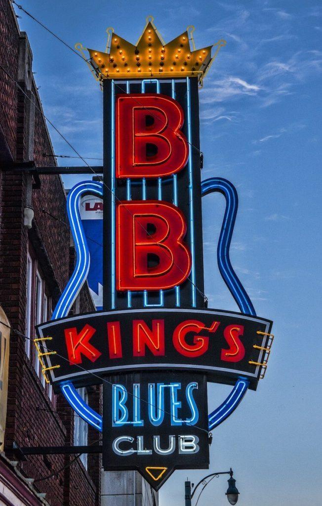 BB King's in Memphis