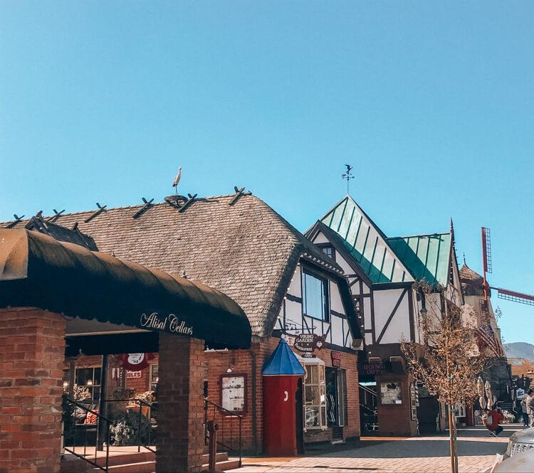 Downtown Solvang Things to do