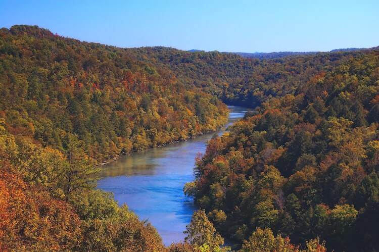 Honeymoon in Tennessee - Big South Fork
