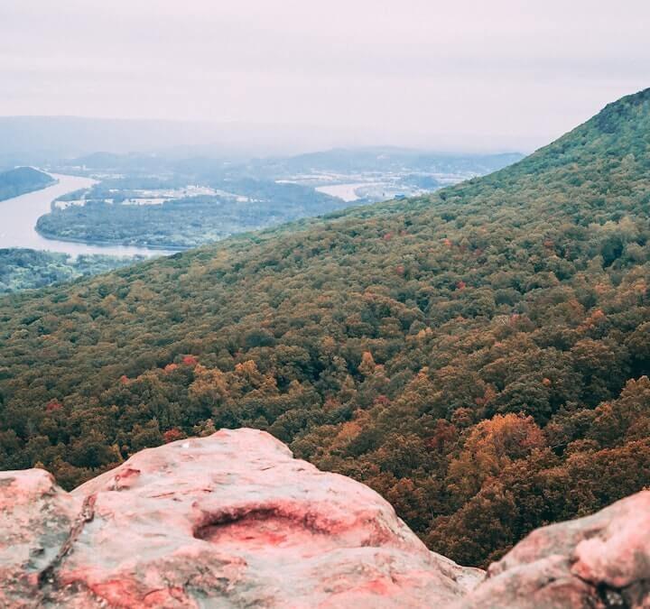 Honeymoon in Tennessee - Chattanooga
