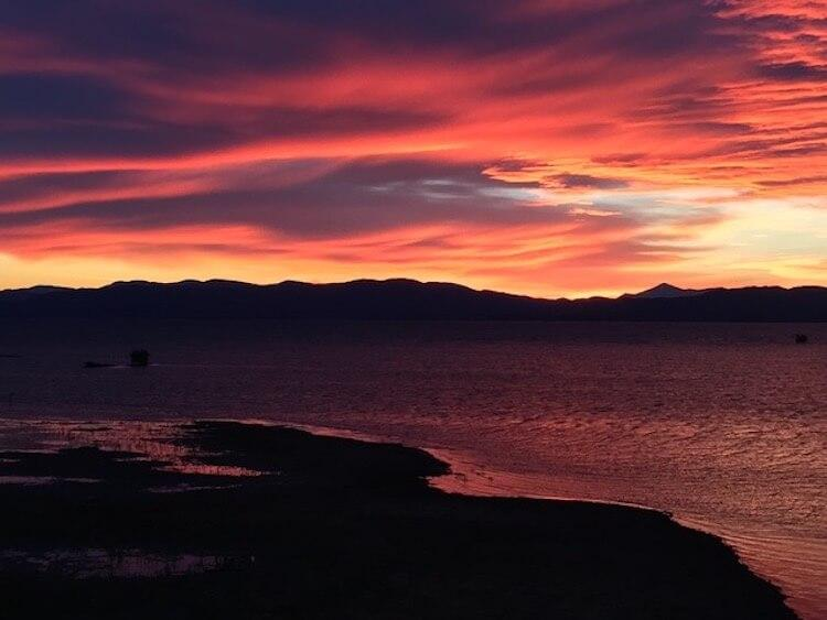Burlington sunset (1)