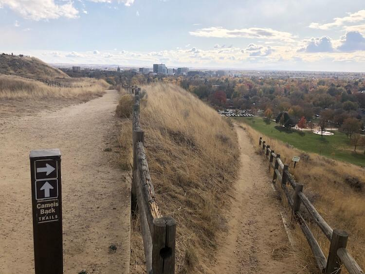 Fall in Boise - Best Places to Visit in October