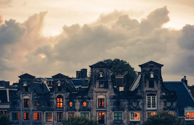 Haunted House - Destinations Around the World for Halloween